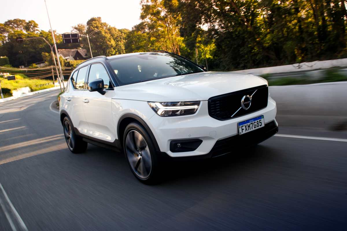 Volvo presenta la nueva SUV XC40 Plug-In Hybrid