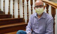 El epidemiólogo Edwin Asturias retornó a Guatemala para dirigir la Coprecovid. (Foto Prensa Libre: Hemeroteca PL)