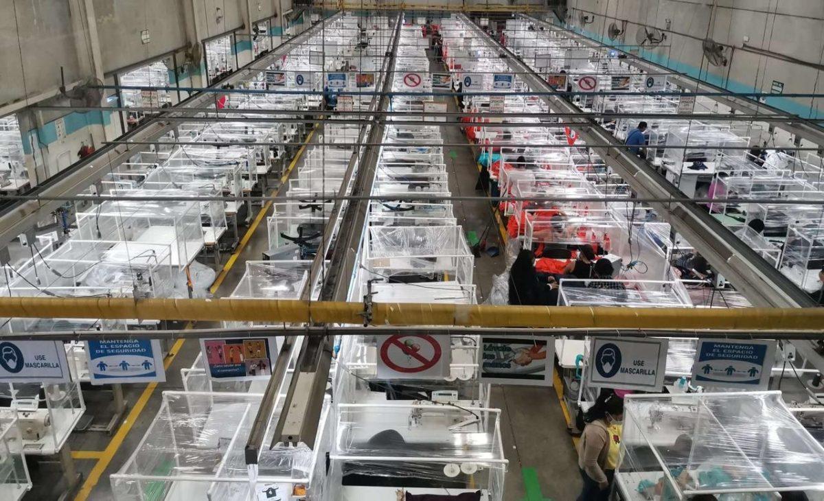 Coronavirus: Los protocolos para las maquilas y fábricas textiles en la nueva normalidad en Guatemala