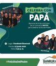 Banrural agasajará a los padres guatemaltecos por medio de un concierto virtual. Prensa Libre: Cortesía
