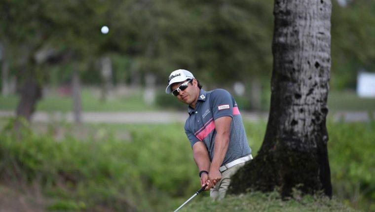 José Toledo finalizó dentro del top 40 en su primer torneo, después de tres meses de inactividad. Foto Prensa Libre: Cortesía José Toledo.