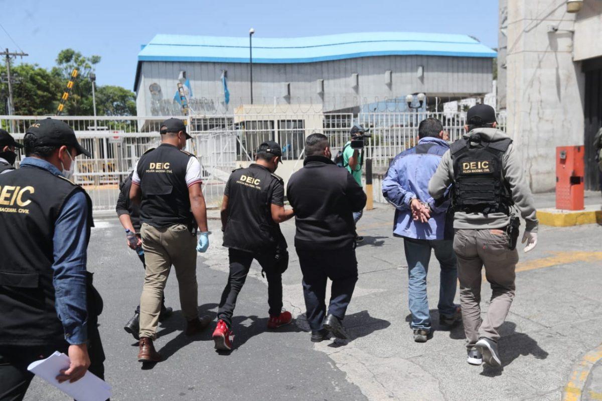 Coronavirus: detenidos por fiesta en mueblería quedan en prisión provisional