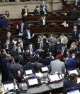 Los diputados aplazarán la elección de magistrados. (Foto Prensa Libre: Hemeroteca PL)