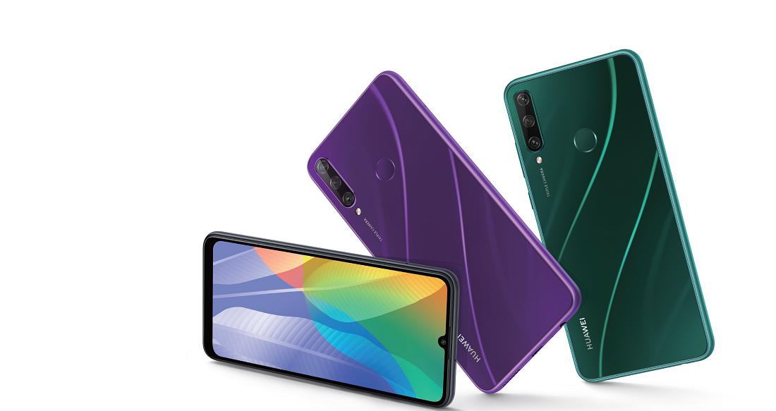 Huawei muestra lo más completo de la serie Y en Guatemala