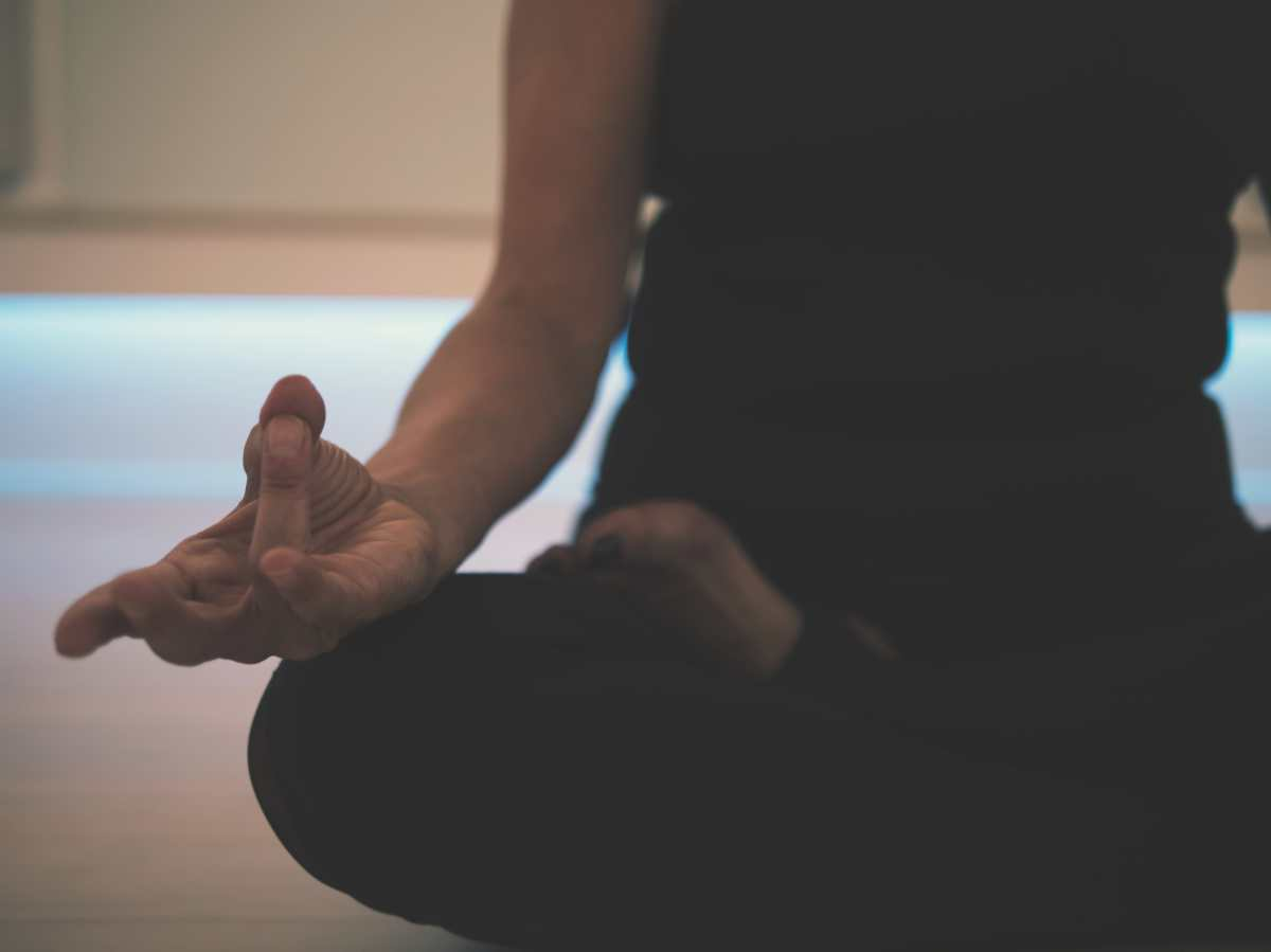 5 posturas de yoga para relajarse