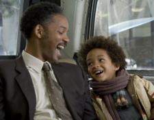 """""""En busca de la felicidad""""  es una de las películas inspiradoras más populares. (Foto Prensa Libre: Columbia Pictures)"""
