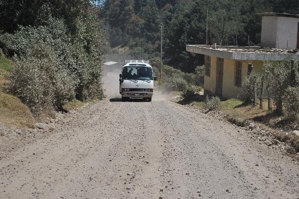 Carretera a San Lorenzo