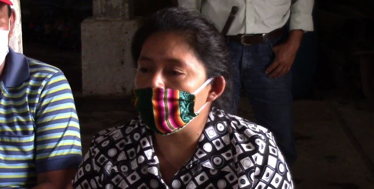 Sepultan a víctima de coronavirus en un basurero en San Pablo Jocopilas