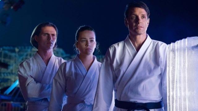 """Cobra Kai"" llega Netflix. (Foto: Youtube Premium)"