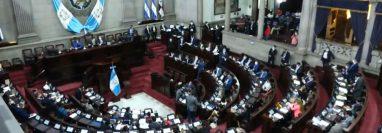 Los diputados afines al oficialismo ya cabildean para asegurarse la próxima junta directiva. (Foto Prensa Libre: Hemeroteca PL)