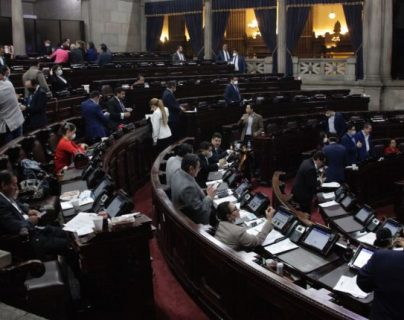 Los diputados no se han reunido para elegir a los magistrados de la CSJ y Apelaciones. (Foto Prensa Libre: Hemeroteca PL)