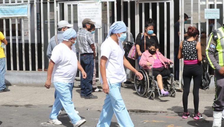 Guatemala supera los 18 mil contagios oficiales de coronavirus. (Foto Prensa Libre: Hemeroteca PL)
