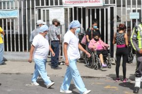 Coronavirus en Guatemala cobra la vida de 27 pacientes, entre ellos una adolescente de 12 años