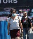 Guatemala atraviesa un incremento exponencial de casos de covid-19 mientras comienza a analizar qué restricciones deben relajarse para darle un respiro a la economía. (Foto Prensa Libre: Hemeroteca PL)