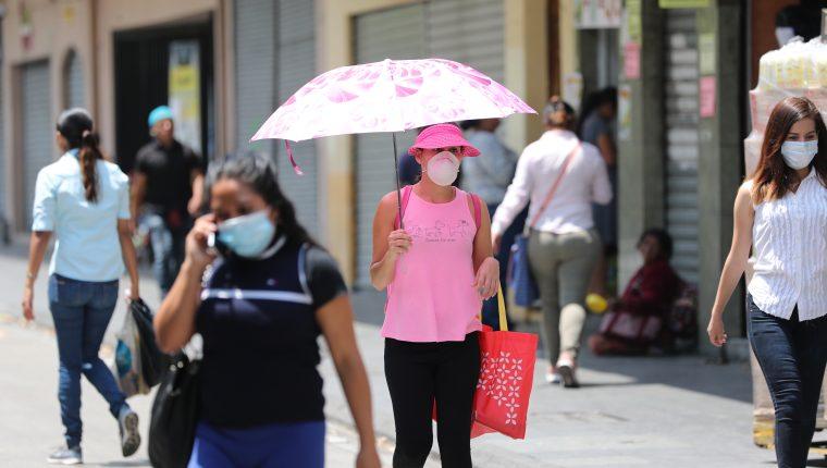 Guatemaltecos sí cumplen con prácticas para evitar el contagio