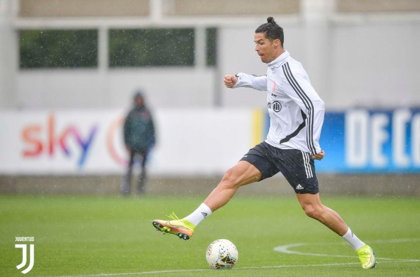 La Juventus de Cristiano Ronaldo se enfrenta al Milan este viernes por el pase a la final de la Copa de Italia
