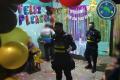 Coronavirus: Policía de Costa Rica captura a cinco personas tras interrumpir dos fiestas