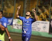 Edi Danilo Guerra es uno de los jugadores más queridos por la afición cobanera. (Foto Prensa Libre: Hemeroteca PL)