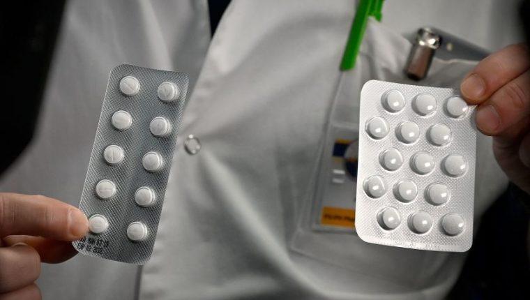 Ningún medicamento ha demostrado ser eficaz en un ciento por ciento contra el coronavirus. (Foto: AFP)