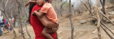 En el Corredor Seco de Guatemala muchas personas sufren escasez de alimentos. (Foto Prensa Libre: Hemeroteca PL).