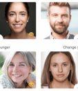 La popular aplicación rusa, FaceApp, está nuevamente en la mira debido a su política de privacidad.(Foto Prensa LIbreLFaceApp web.)