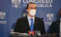 Se llevo acabo una coferencia de Prensa con el diputado Felipe Alejos. En donde expone una denuncia en contra del jefe de la FECI Juan Francisco Sandoval.  EN IMAGEN:  Diputado Felipe Alejos  FOTOGRAFêA: FERNANDO CABRERA