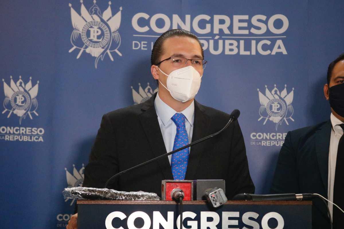 """""""No he sido notificado"""": Felipe Alejos reacciona a las sanciones de Estados Unidos"""