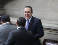 El diputado Felipe Alejos aseguró que había interactuado en una conferencia virtual con una funcionaria de EE. UU. (Foto: Hemeroteca PL)