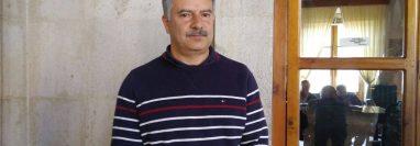 Flavio Ovalle fue removido del cargo de gerente de la Empresa Eléctrica Municipal de Quetzaltenango. (Foto Prensa Libre: Hemeroteca PL)