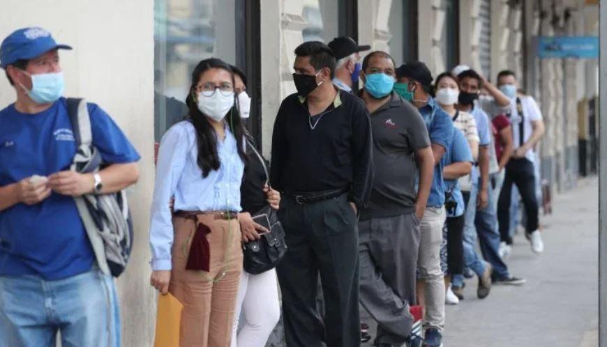 Coronavirus: Más de 74 mil empleados no han recibido el bono por suspensión del empleo