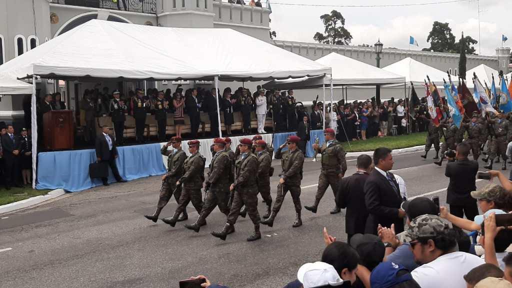 Asueto del Día del Ejército 2020 se correrá para el lunes 29 de junio