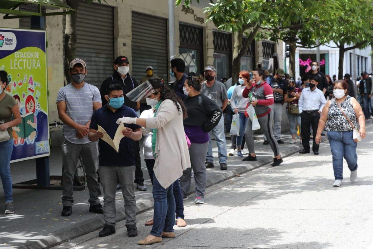 Salud reporta 434 casos nuevos de coronavirus en Guatemala y 19 fallecidos