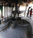 Para el Programa de Apoyo Alimentario y Prevención del covid-19 el Congreso de la República aprobó un   monto de Q700 millones. La entrega de alimentos llegará a un millón de familias, según el Mides. (Foto Prensa Libre: Hemeroteca)