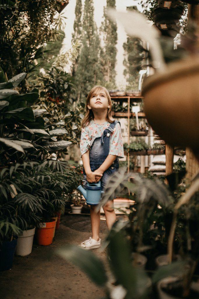 jardin cursos de vacaciones