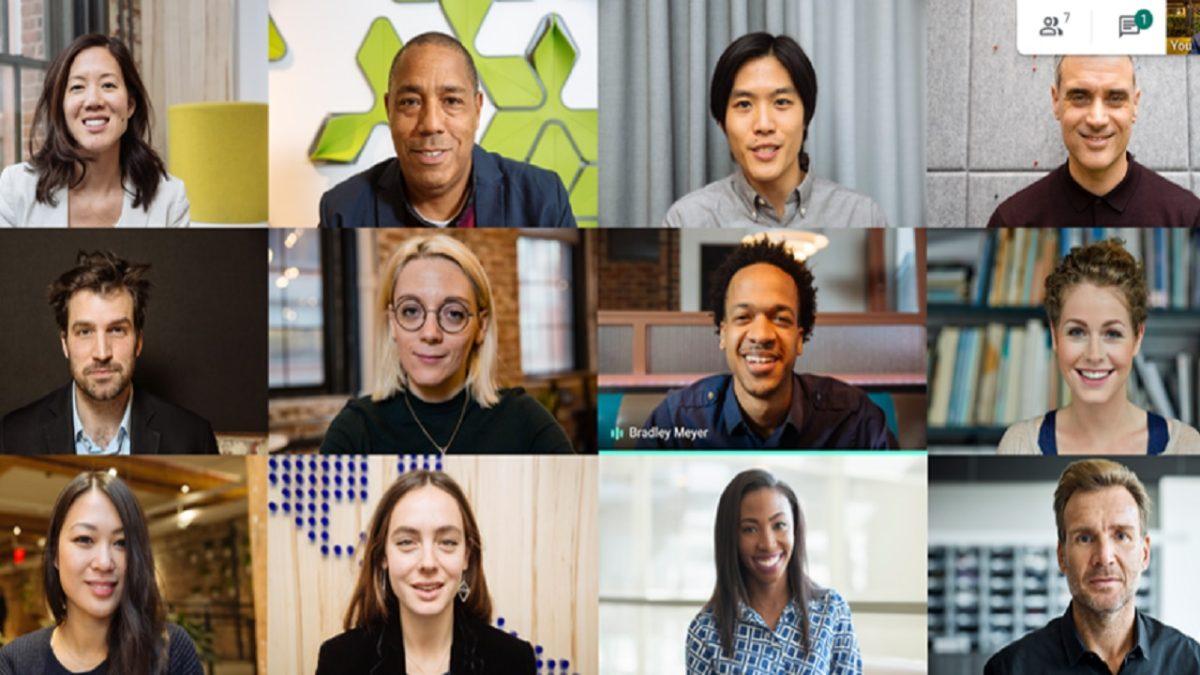 Inteligencia Artificial en Google Meet permitirá asombroso cambio en videollamadas