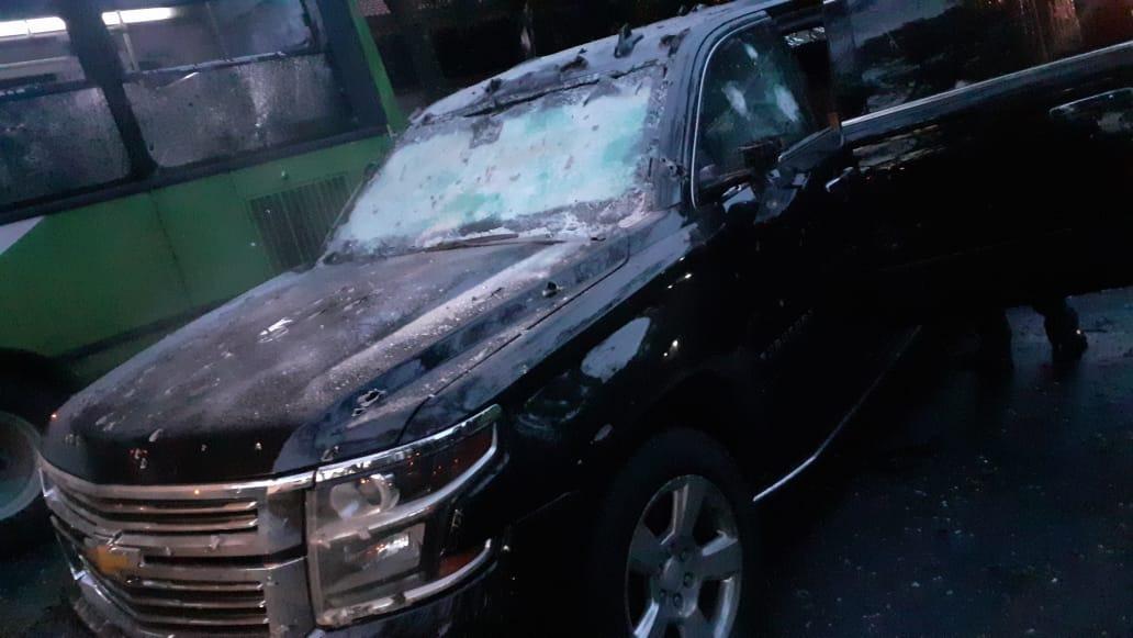 Balacera despierta a vecinos de Ciudad de México por atentado contra el jefe de seguridad