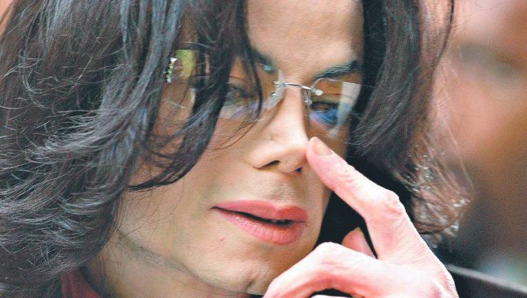 Michael Jackson  falleció el 25 de junio de 2009. (Foto Prensa Libre: Hemeroteca PL)