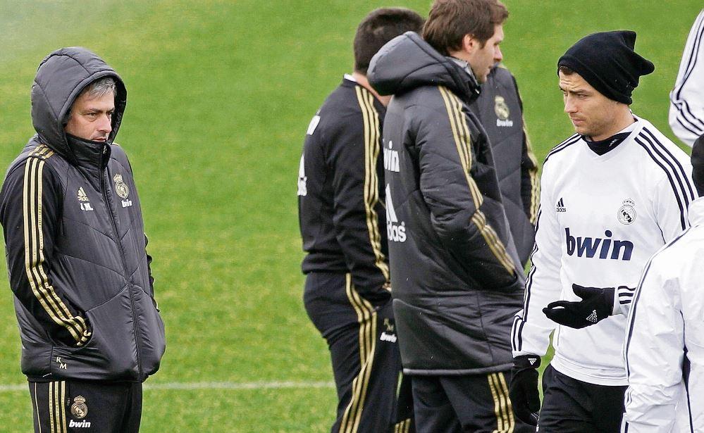 El día que Cristiano Ronaldo y José Mourinho tuvieron una intensa pelea que dejó al jugador al borde del llanto