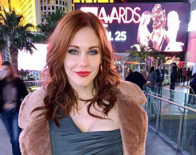 Una fotografía proporcionada por Maitland Ward la muestra en Las Vegas el 23 de enero de 2020. (Maitland Ward vía The New York Times)