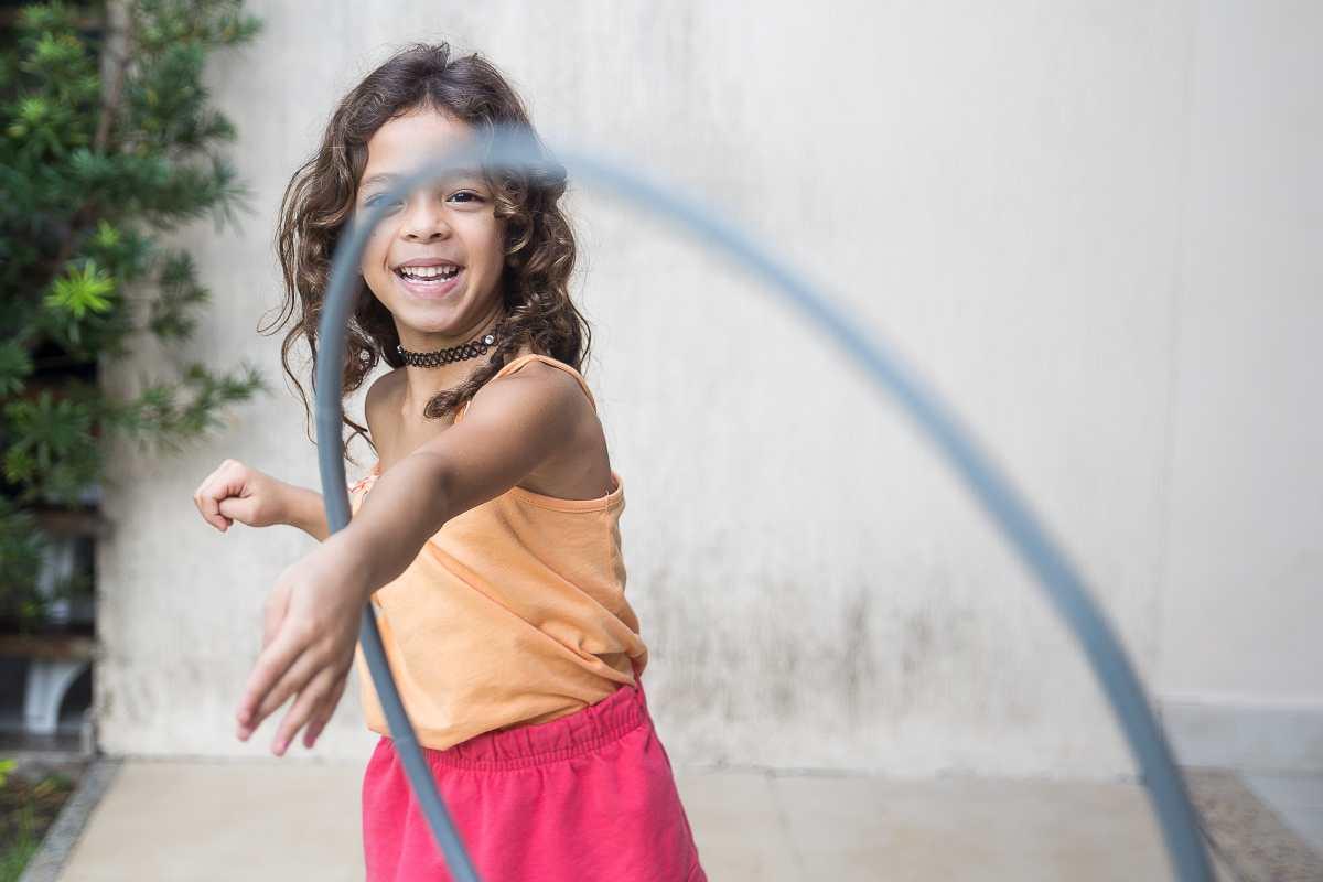 Niños: en descanso de medio año con cursos y actividades en casa