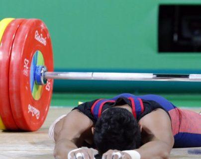 Los deportistas pueden sufrir de muchas formas si se sienten amenazados. (Foto Prensa Libre: Hemeroteca PL)