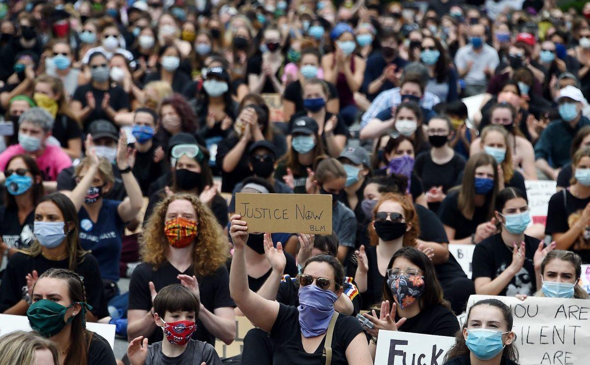 La SIP condena las agresiones a periodistas durante las protestas de EE. UU.