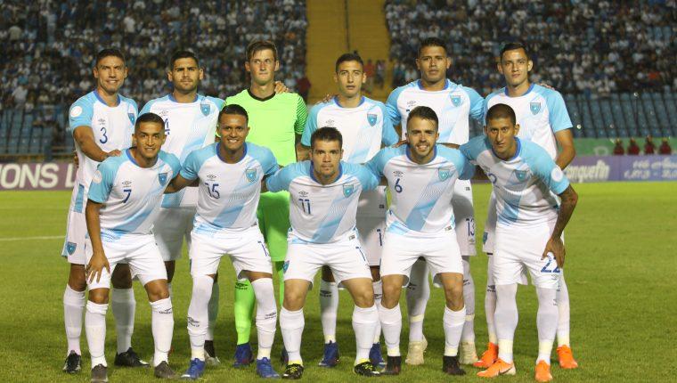La Selección de Guatemala jugará por un pase a Qatar 2022, aunque Concacaf todavía no ha hecho oficial ningún formato de eliminatoria. (Foto Prensa Libre: Hemeroteca PL)