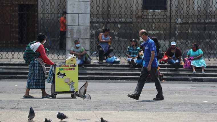 Guatemala mantiene estado de Calamidad por la pandemia por el coronavirus. (Foto Prensa Libre: Hemeroteca PL).