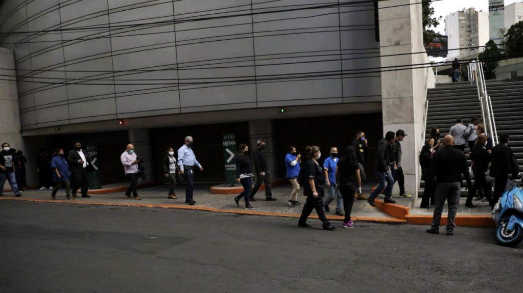 Periférico Norte, colonia Lomas de Chapultepec. Foto Prensa Libre: Iván Luna para Forbes México.