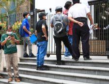 Una de las condiciones para poder optar a diferir el ISO se relaciona con trabajadores de la empresa. (Foto, Prensa Libre: Hemeroteca PL).