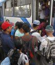 Las pruebas con pasajeros del Transurbano para este sábado serán gratuitas. (Foto: Hemeroteca PL)