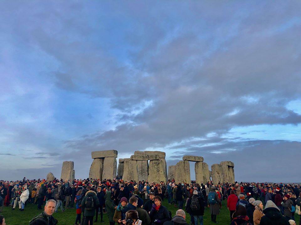 Solsticio 2020: Siga en directo este evento desde Stonehenge