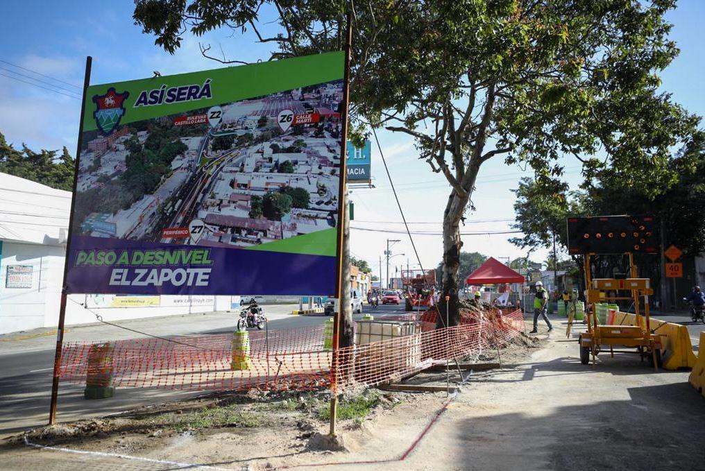 ¿Cuándo inauguran el paso a desnivel de El Zapote? Municipalidad informa avance de la obra