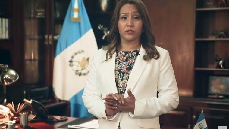Suspenden audiencia de Patricia Marroquín, esposa del expresidente Jimmy Morales, por casos de coronavirus en Juzgado